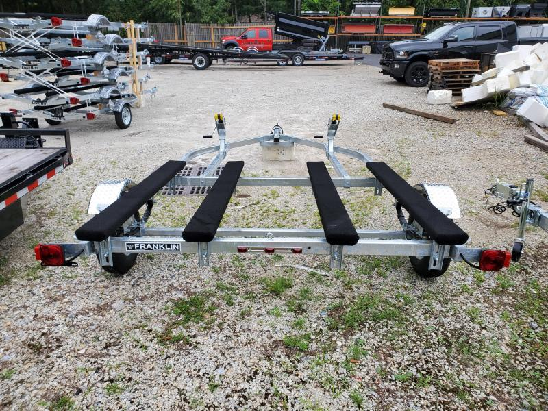 2021 Sealion Trailers SK-20-2450 Double Watercraft Trailer 2023046