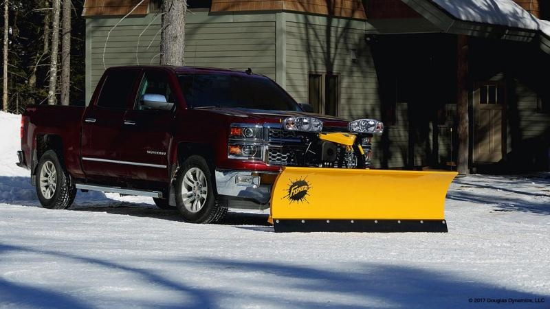 2021 Fisher Engineering SD Snow Plow
