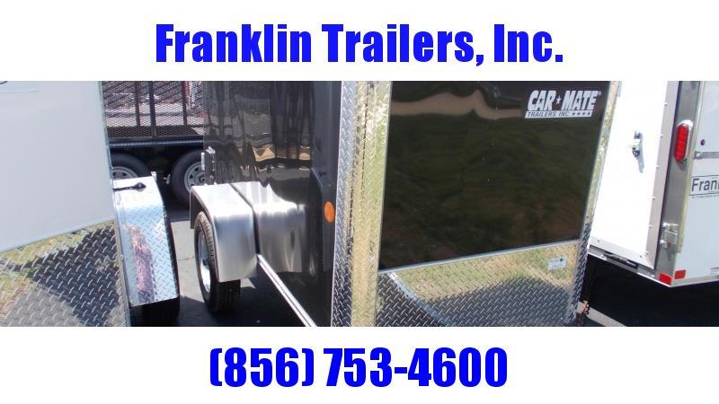 2020 Car Mate Trailers E48CM6 Enclosed Cargo Trailer