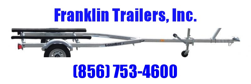 2021 Load Rite 16F1200W Small V-Bunk Trailer 2022801