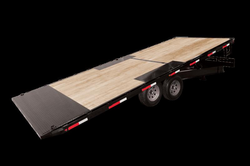 2021 Sure-Trac 8.5x22 15K Hydraulic Tilt Flatbed Trailer 2023656