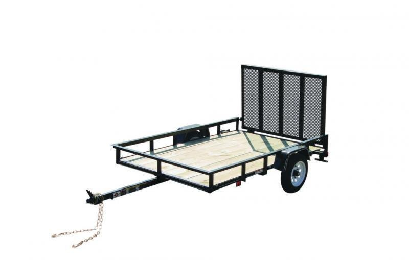2021 Carry-On 4X6 Scratch and Dent Utility Trailer 2023154