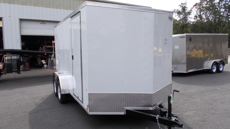 2021 Cargo Express 6X12 Enclosed Cargo Trailer 2022478