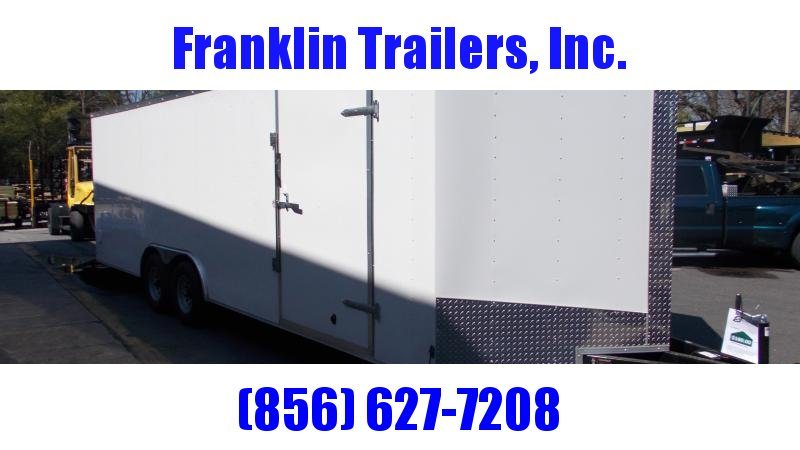 2020 Lark E8524LU8V Enclosed Car Trailer 2022044