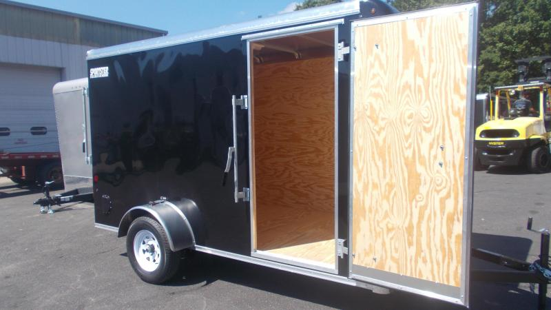 "2021 Car Mate Trailers E612CM1E-6 Enclosed Cargo Trailer W/ 6"" Additional Height 2022578"