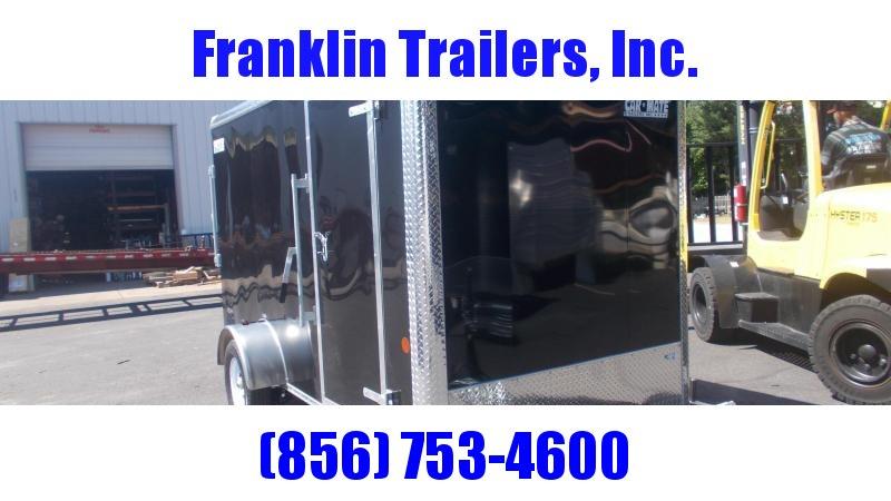 "2021 Car Mate Trailers E612CM1E-6 Enclosed Cargo Trailer W/ 6"" Additional Height 2022578"