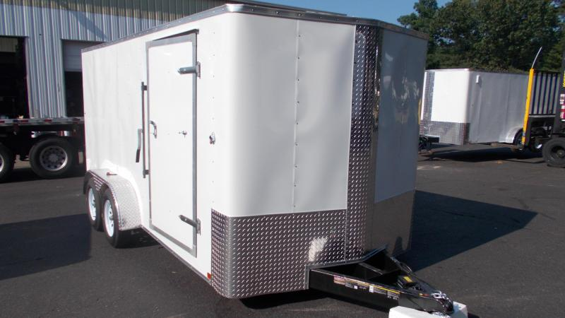2020 Carry-On 7X16 Enclosed Cargo Trailer 2022484