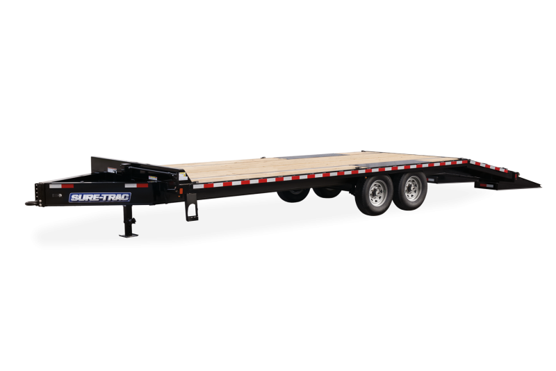 2021 Sure-Trac 8.5x20 15K Equipment Trailer 2023654