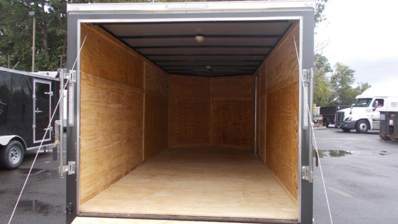 2020 Lark 7X16 Enclosed Cargo Trailer 2022860