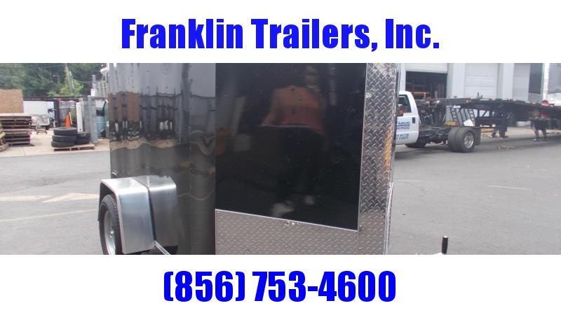 2020 Lark 5X8 Enclosed Cargo Trailer 2022441