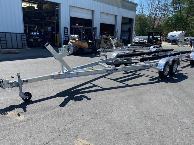 2021 Load Rite 23 Foot 8400 Lbs Aluminum Boat Trailer 2023989