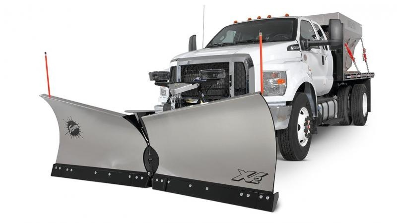 2021 Fisher Engineering XV2 Snow Plow