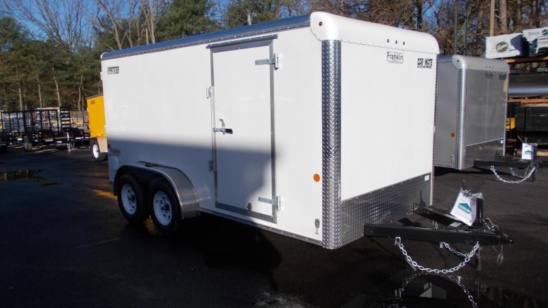 2021 Car Mate 7x14 Enclosed Cargo Trailer 2023298