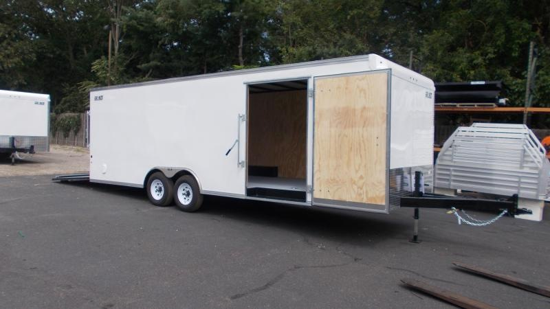 2021 Car Mate 8.5x24 10K Car / Racing Trailer 2022747