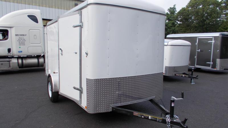 2019 Carry-On 6X12 Enclosed Cargo Trailer 2022497