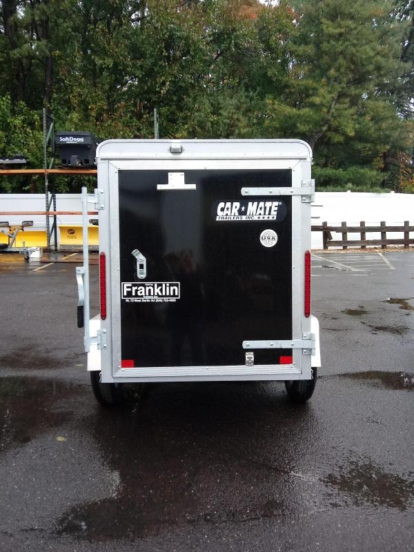 2021 Car Mate Trailers 4X8 Enclosed Cargo Trailer 2024938