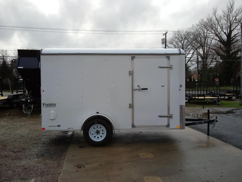 2021 Carry-On 6X12 Enclosed Cargo Trailer 2023294