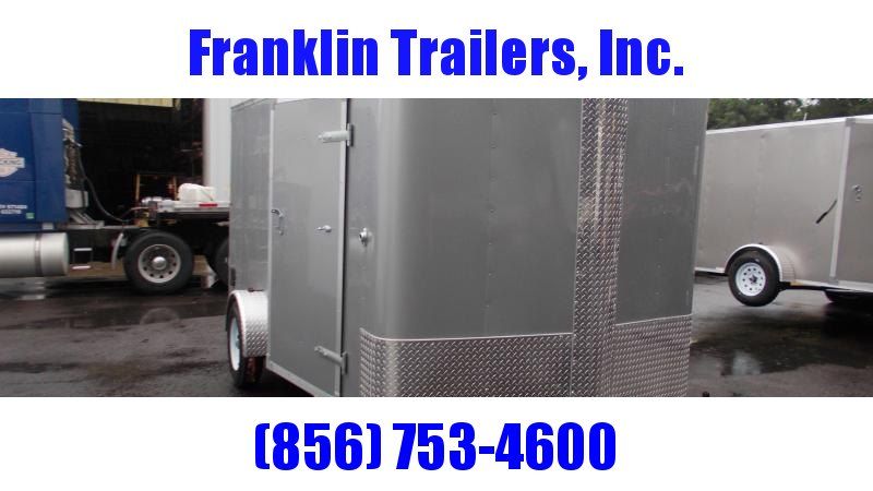 2020 Carry-On 7X14 3K Enclosed Cargo Trailer 2022606