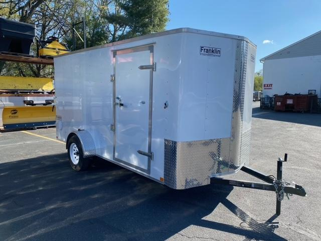 2021 Carry-On 6X14 V-Nose Enclosed Cargo Trailer 2024082