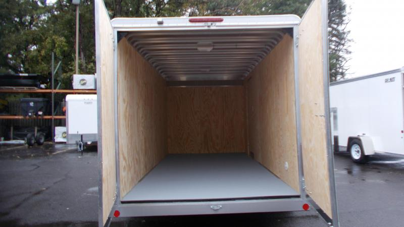 2021 Car Mate Trailers 7x16 Enclosed Cargo Trailer 2023017