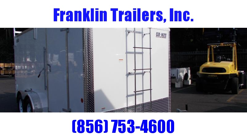2020 Car Mate 7X16 Enclosed Cargo Trailer 2022473