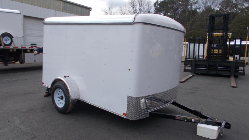 2021 Carry-On 6x10 Enclosed Cargo Trailer 2023460