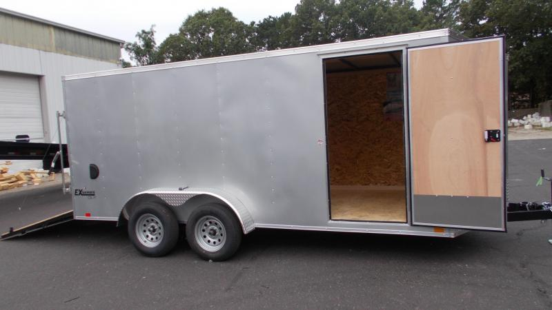 2021 Cargo Express 7X16 Enclosed Cargo Trailer 2022668