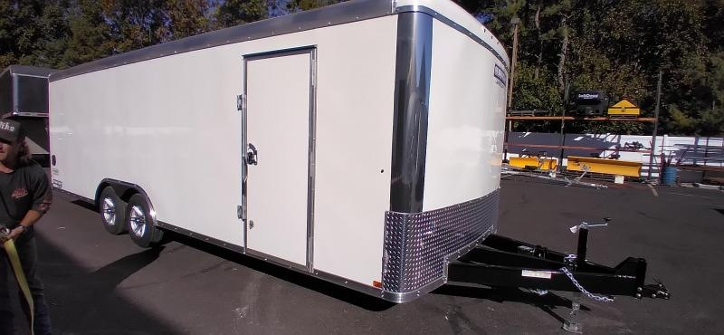 2022 Sure-Trac 85X24 Enclosed Cargo Trailer 2024889