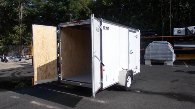 2021 Car Mate Trailers 6x12 Enclosed Cargo Trailer 2022764
