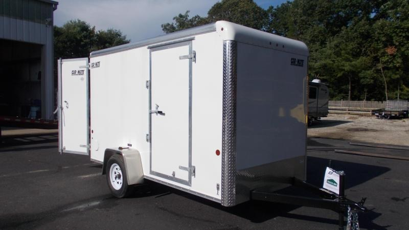 2021 Car Mate Trailers 6x12 Enclosed Cargo Trailer 2022764