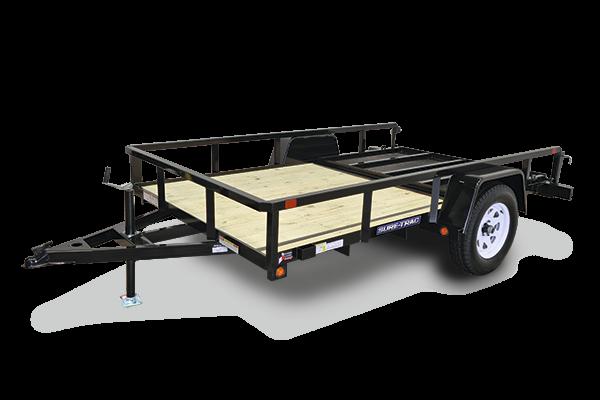 2021 Sure-Trac 6x10 Utility Trailer 2024210