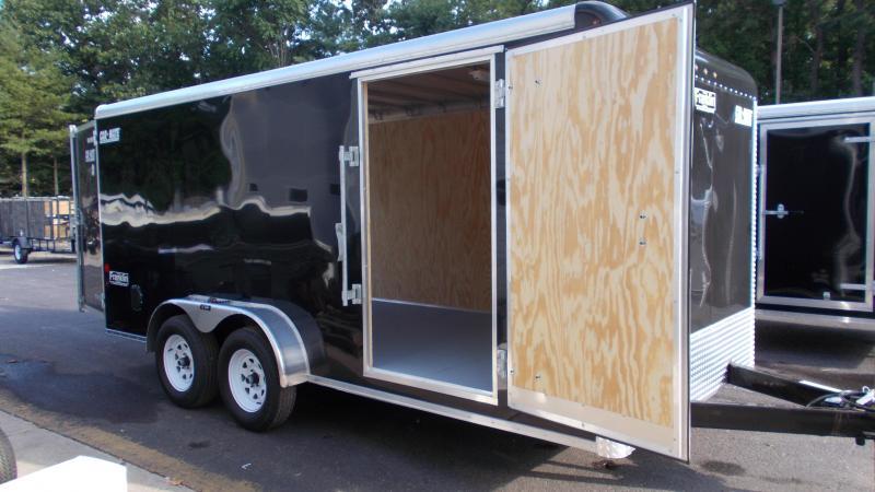 2020 Car Mate 7X16 Enclosed Cargo Trailer 2022507