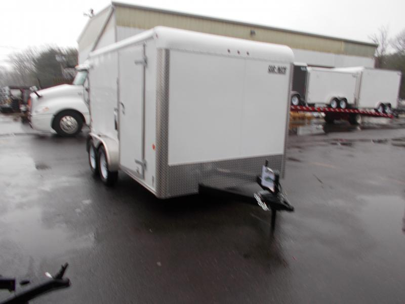 2020 Car Mate  7X12 Enclosed Cargo Trailer 2021781