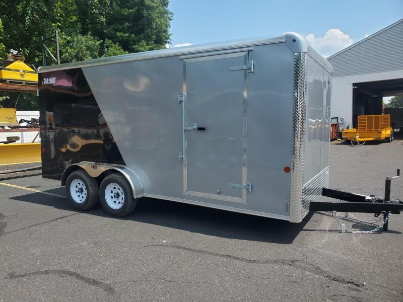 """2021 Car Mate 7x6 7K Enclosed Cargo Trailer with 6"""" Addt'l Height 2024596"""