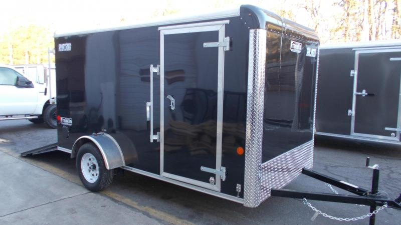 2021 Car Mate 6x12 Enclosed Cargo Trailer 2023421