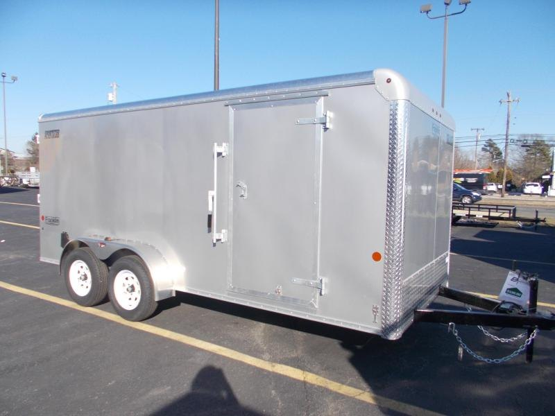 2021 Car Mate 7x16 Enclosed Cargo Trailer 2023675