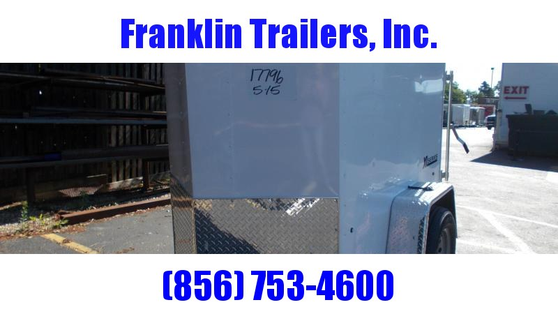 2021 Cargo Express 4X6 Enclosed Cargo Trailer 2022351