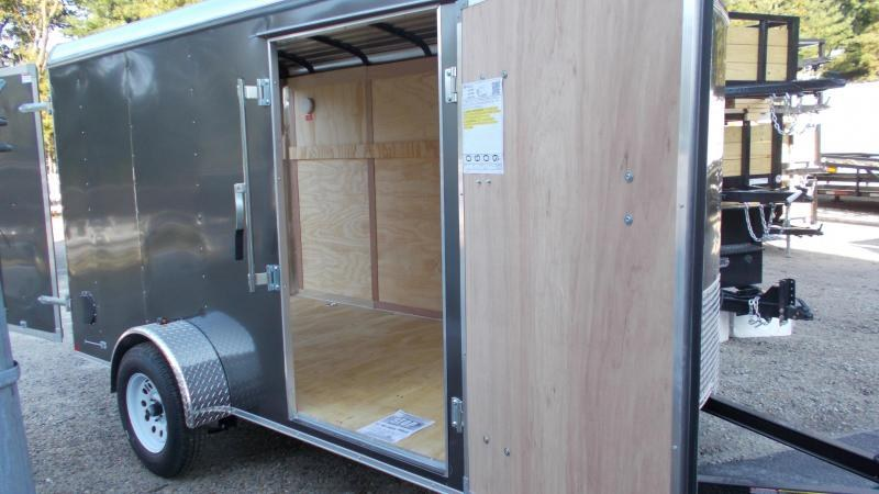 2020 Carry-On E612CO3 Enclosed Cargo Trailer 2023008