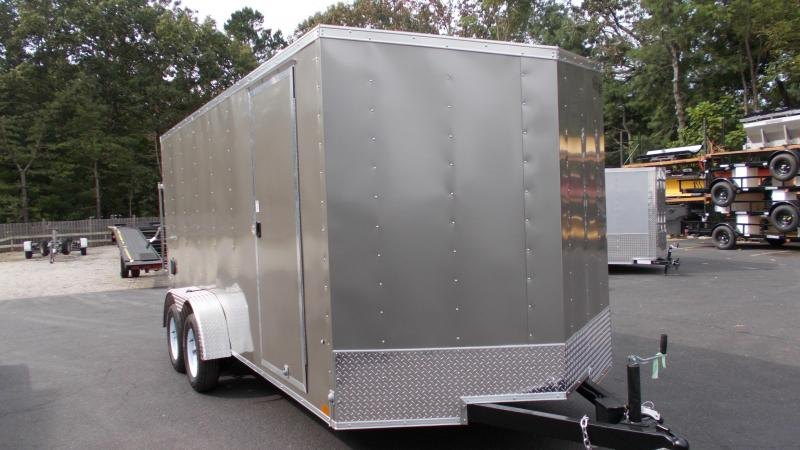 2021 Cargo Express 7X16 Enclosed Cargo Trailer 2022931