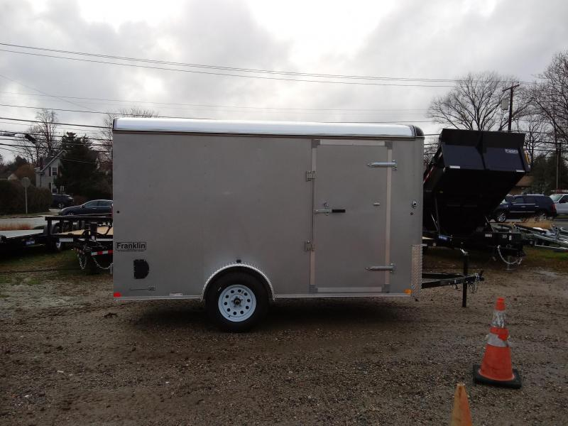 2021 Carry-On 6X12 Enclosed Cargo Trailer 2023296