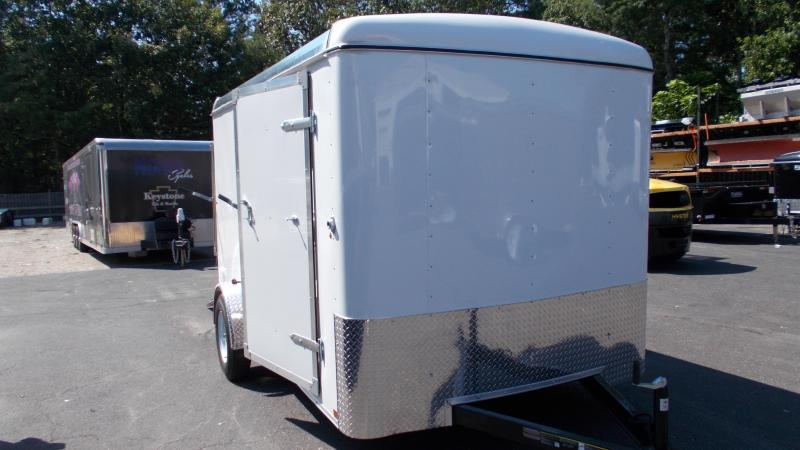 2020 Carry-On 7X12 3K Enclosed Cargo Trailer 2022617