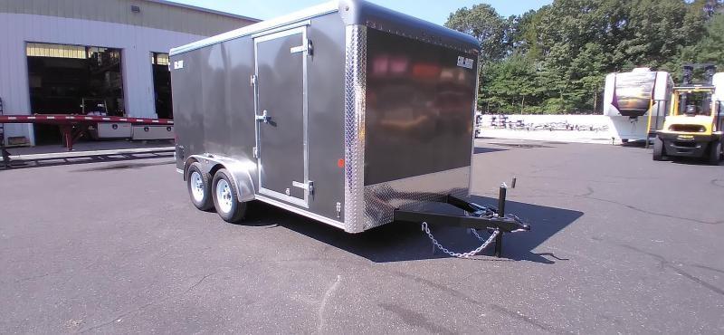 2021 Car Mate 7x14 7K Enclosed Cargo Trailer 2024695