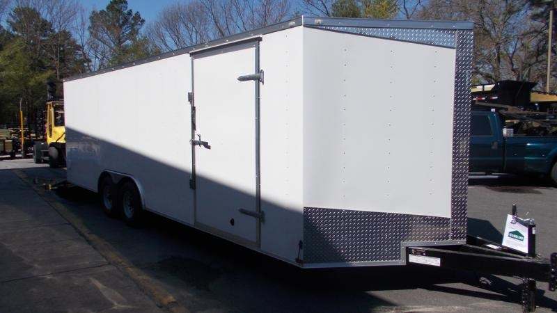 2020 Lark 8.5x24 10K Car / Racing Trailer 2022044