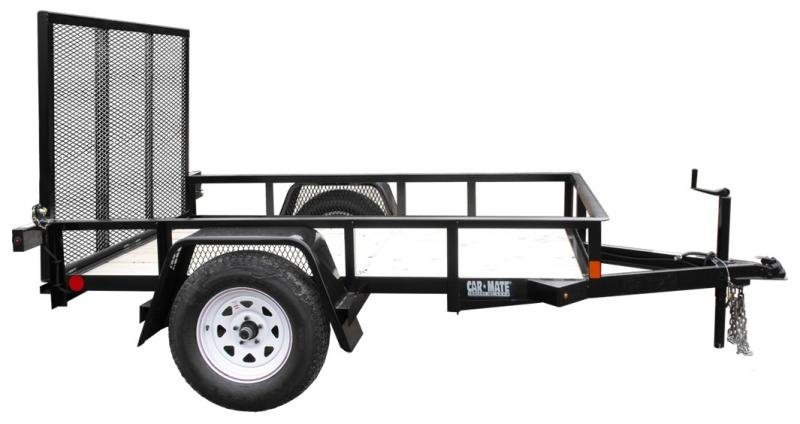 2021 Car Mate 7x12 Utility Trailer 2024320