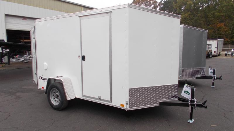 2021 Cargo Express 6X10 Enclosed Cargo Trailer 2023075