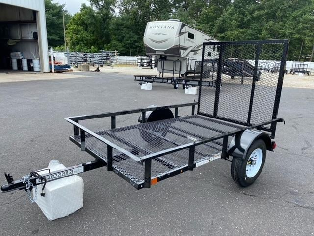 2021 Carry-On 5X8 Utility Trailer 2024747