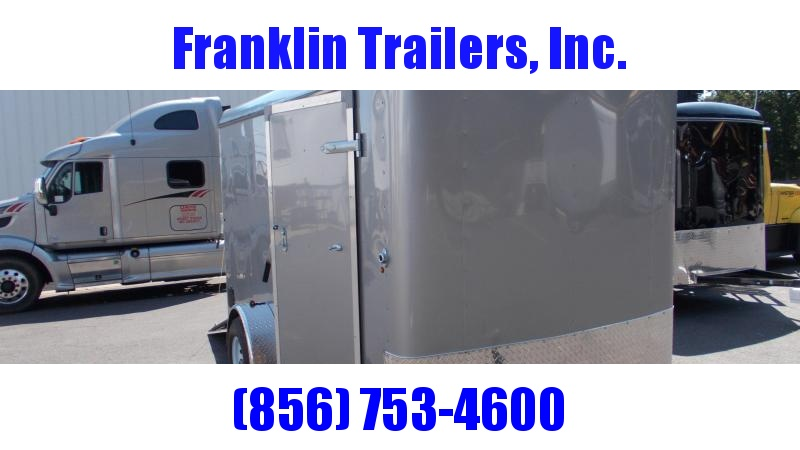 2020 Carry-On 6X12 Enclosed Cargo Trailer 2022613