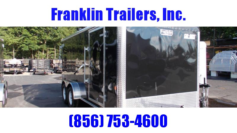 2020 Car Mate Trailers E716CM1T Enclosed Cargo Trailer
