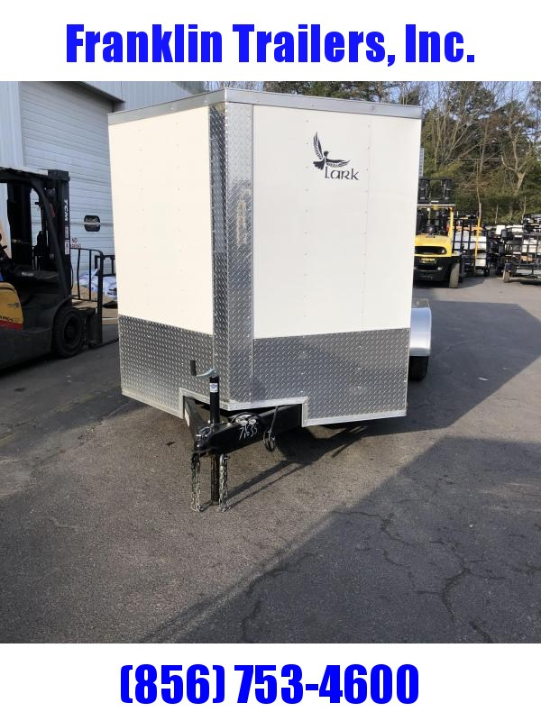 2020 Lark E716LU3TV Enclosed Cargo Trailer 2021937