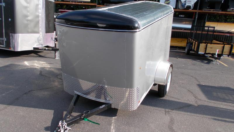 2020 Carry-On 5X8 Enclosed Cargo Trailer 2022664